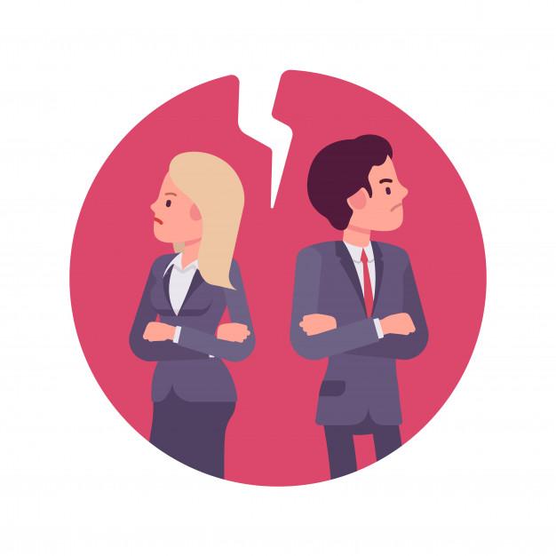 طلاق توافقی در دادگاه خانواده ومراحل آن